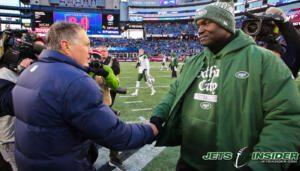 2018 Jets at Pats 37